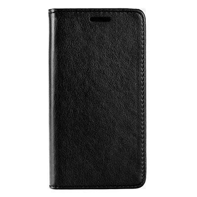 42b32ac6b08 ... Funda de piel libro Premium Samsung Galaxy A7 2018 negro. Product Big  image